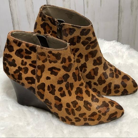 cb6ad026edbd Adrienne Vittadini Shoes - Adrienne Vittadini Sarah Wedge Ankle Boots